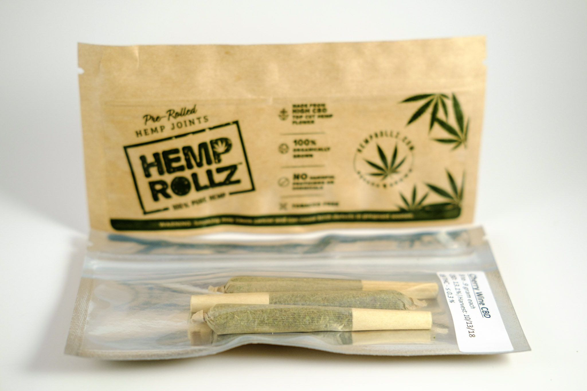 REGULAR SIZE PRE-ROLLS - TRIPLE PACK